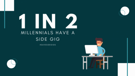 1 in 2 Millenials Have A Side Gig